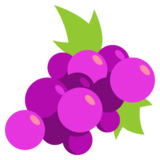 Grapes on JoyPixels 3.1