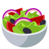 Green Salad on EmojiOne 3.1