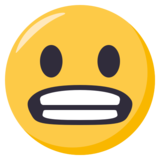 Grimacing Face on EmojiOne 3.1
