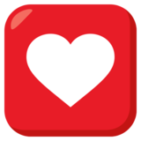 Heart Decoration on EmojiOne 3.1