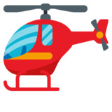 Helicopter on JoyPixels 3.1