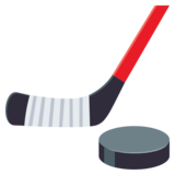 Ice Hockey on JoyPixels 3.1
