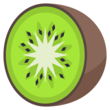 Kiwi Fruit on JoyPixels 3.1