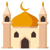 Mosque on JoyPixels 3.1