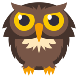 Owl on JoyPixels 3.1