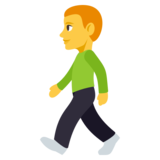 Person Walking on JoyPixels 3.1