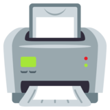 Printer on JoyPixels 3.1