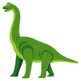 Sauropod on JoyPixels 3.1
