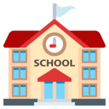 School on EmojiOne 3.1