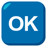 OK Button on JoyPixels 3.1