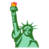 Statue of Liberty on JoyPixels 3.1