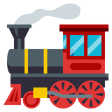 Locomotive on JoyPixels 3.1
