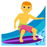 Person Surfing on JoyPixels 3.1