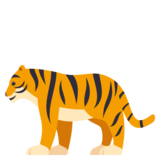 Tiger on JoyPixels 3.1