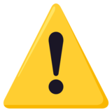 Warning on JoyPixels 3.1