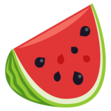 Watermelon on JoyPixels 3.1