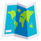 World Map on JoyPixels 3.1