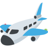 Airplane on JoyPixels 2.0