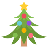 Christmas Tree on JoyPixels 2.0