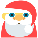 Santa Claus on JoyPixels 2.0