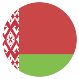 Flag: Belarus on JoyPixels 2.0