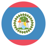 Flag: Belize on JoyPixels 2.0