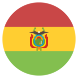 Flag: Bolivia on JoyPixels 2.0