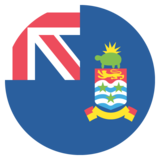 Flag: Cayman Islands on JoyPixels 2.0