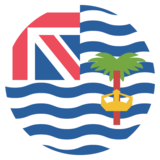 Flag: Diego Garcia on JoyPixels 2.0
