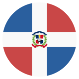 Flag: Dominican Republic on JoyPixels 2.0