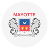 Flag: Mayotte on JoyPixels 2.0