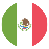 Flag: Mexico on JoyPixels 2.0