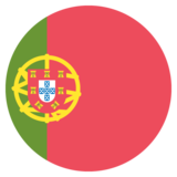 Flag: Portugal on JoyPixels 2.0
