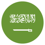 Flag: Saudi Arabia on JoyPixels 2.0