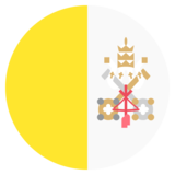 Flag: Vatican City on JoyPixels 2.0