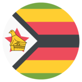 Flag: Zimbabwe on JoyPixels 2.0