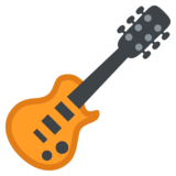 Guitar on JoyPixels 2.0