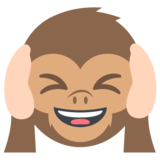 Hear-No-Evil Monkey on JoyPixels 2.0