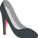 High-Heeled Shoe on JoyPixels 2.0