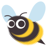 Honeybee on JoyPixels 20