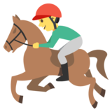 Horse Racing on JoyPixels 2.0