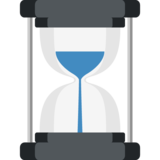 Hourglass Not Done on JoyPixels 2.0