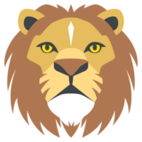 Lion on JoyPixels 2.0