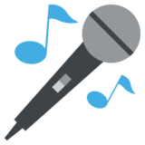 Microphone on EmojiOne 2.0