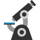 Microscope on JoyPixels 2.0