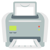 Printer on JoyPixels 2.0