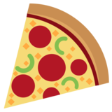 Pizza on JoyPixels 2.0