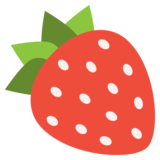 Strawberry on JoyPixels 2.0