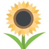 Sunflower on JoyPixels 2.0