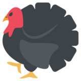 Turkey on JoyPixels 2.0